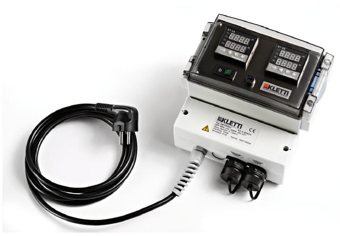 温度控制器及调节器